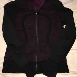 lulu lemon zip up